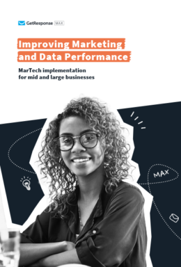 Improving Data and Marketing Performance