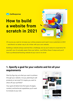 How to Build a Website From Scratch (in 9 Easy Steps)