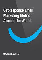 GetResponse Email Marketing Metric Around the World