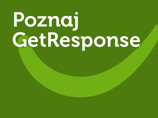 Poznaj GetResponse