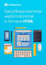 Specyfikacja tworzenia wiadomości email w formacie HTML