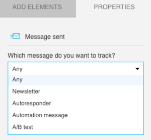 """""""Any"""" option for sent messages"""